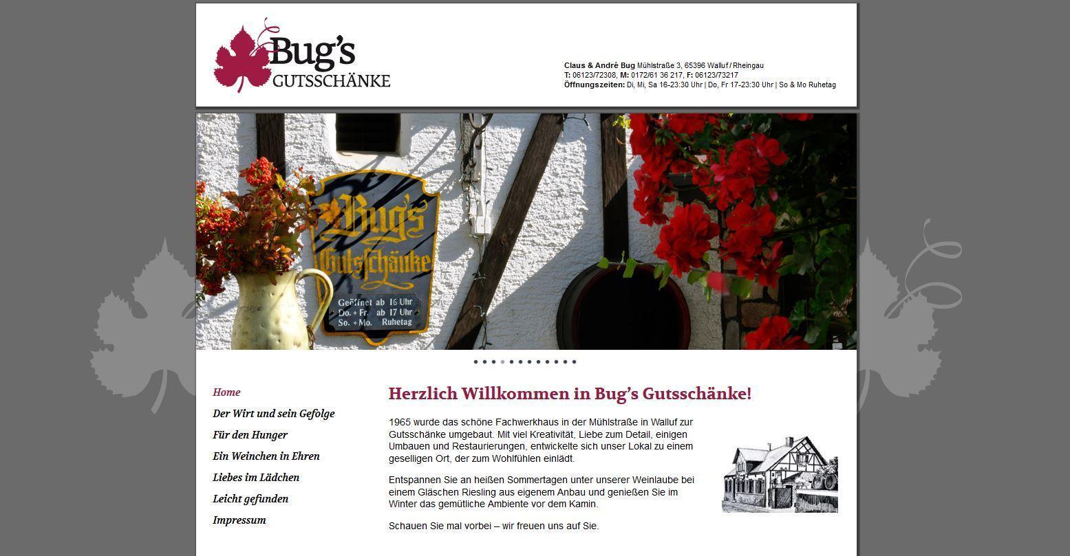 Bugs Gutsschänke